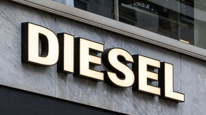 Diesel store, Dusseldorf Germany. Shutterstock.