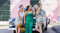 Mango folded its Violeta plus-size line after just seven years. At its launch, some criticised the brand's marketing for failing to accurately represent its target customer. Photo courtesy Mango.