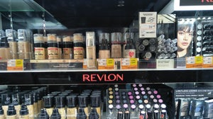 Revlon display. Shutterstock