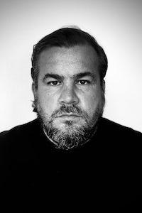 Moncler的首席品牌官员Gino Fisanotti。礼貌。