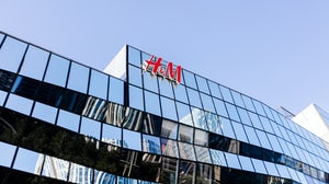 An H&M store in Beijing, China. Shutterstock.