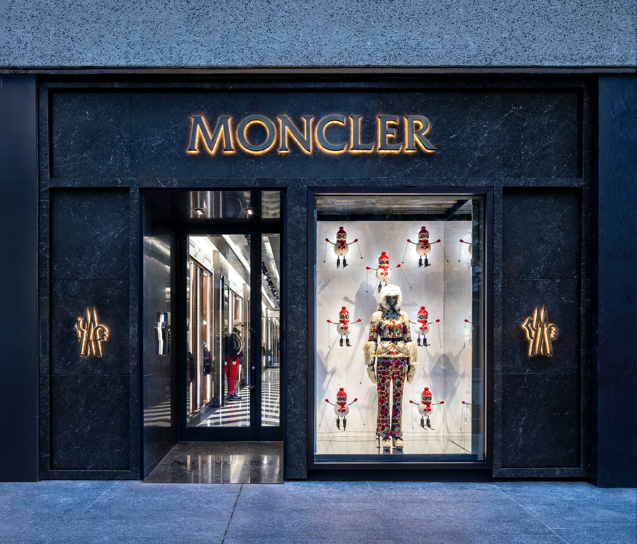 Moncler Toronto Boutique Opening
