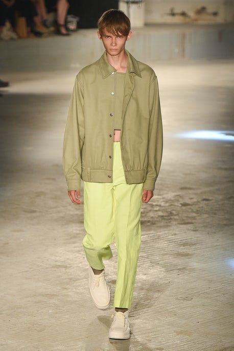 The Morphing of Garments at Acne Studios | Fashion Show