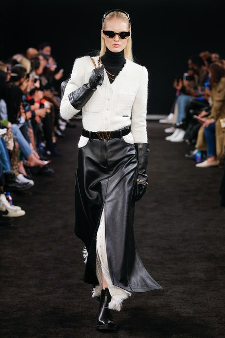 Is Alexander Wang Finally Growing Up Fashion Show Review Bof