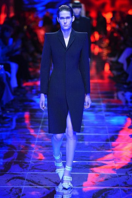 439cc08cb9fb Fashion-Tech at Balenciaga | Fashion Show Review, Ready-to-Wear ...