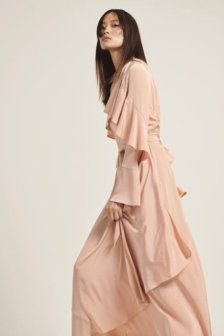f8915e3826d Diane Von Furstenberg's Heroines of the Frontier | Fashion Show ...
