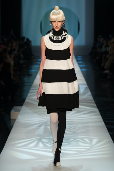 Jean Paul Gaultier Puts On A Show