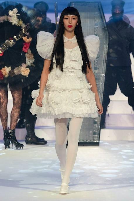 Jean Paul Gaultier Bids Fashion Farewell Fashion Show Review Haute Couture Spring 2020 Bof