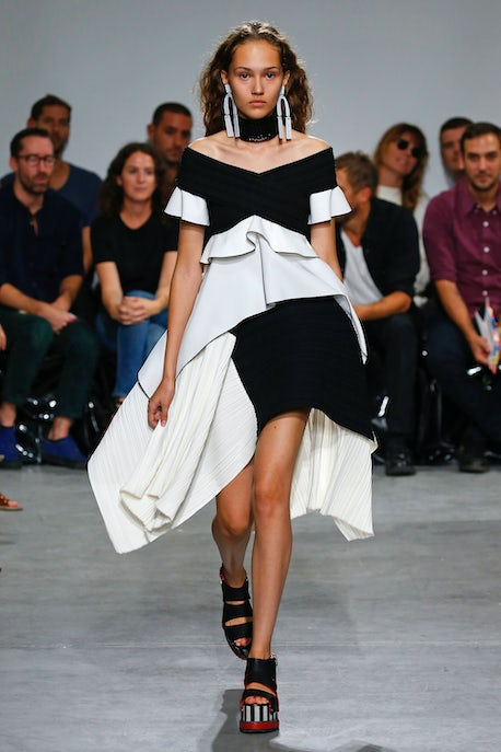 Anarchy in the New Energy at Proenza | Fashion Show Review