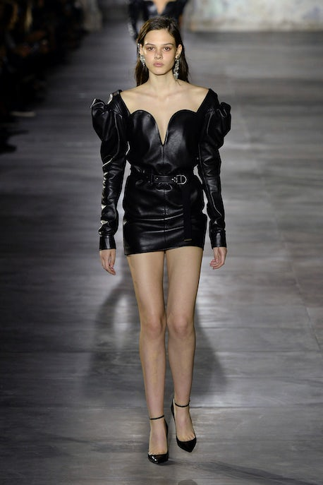 15ab5cfb65e Yves Is Back at Saint Laurent | Fashion Show Review, Ready-to-Wear ...