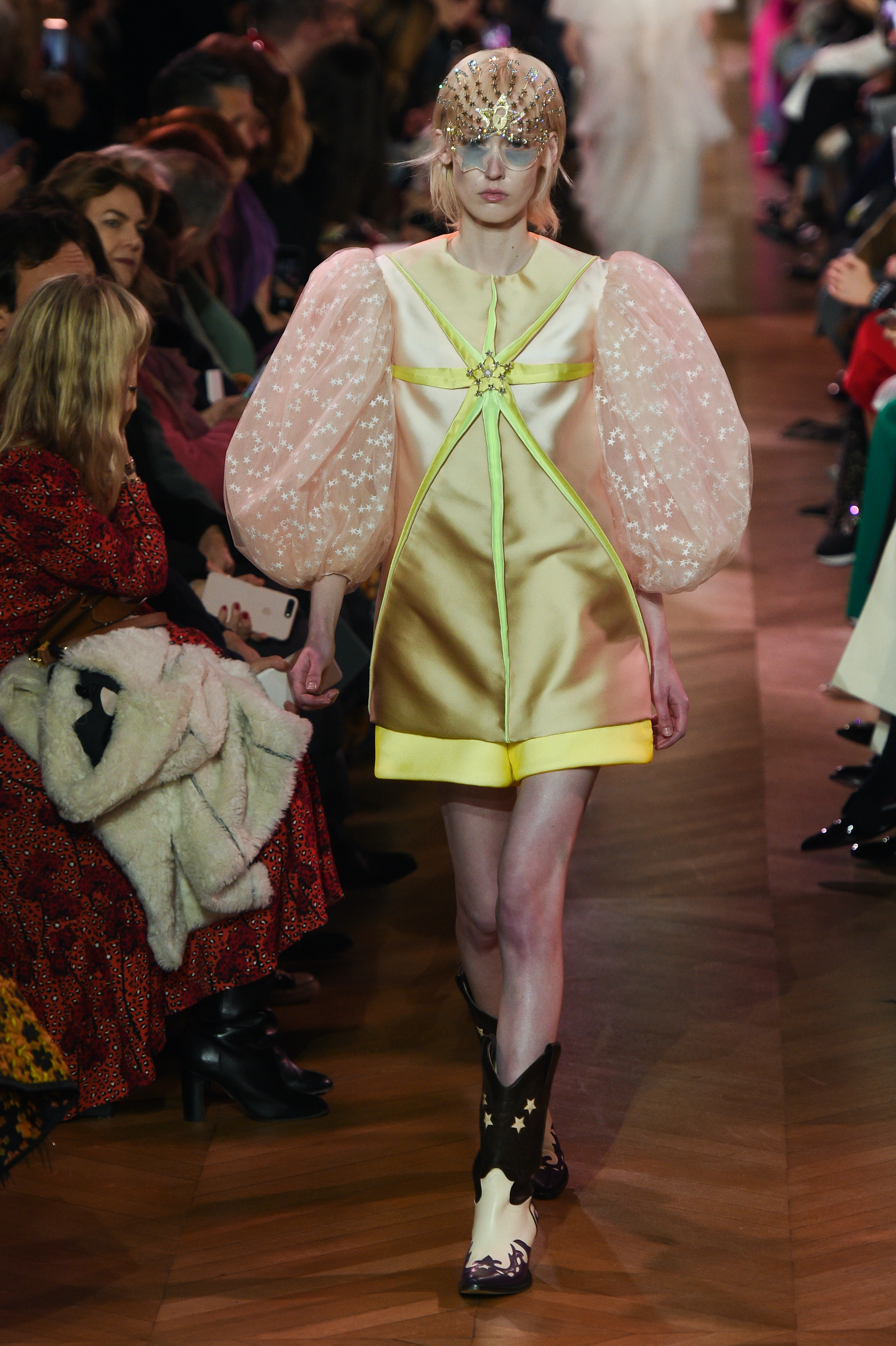 A Psychedelic Fairy Tale at Schiaparelli