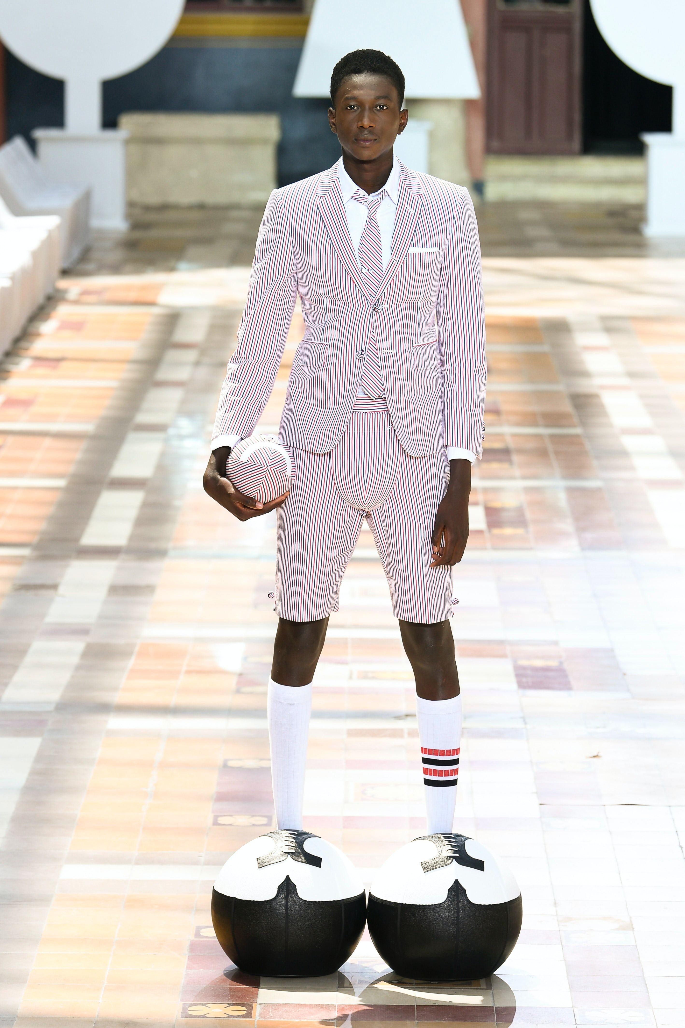 Everything Is Possible in Thom Browne's Secret Garden