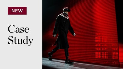 How Dior Plugged into Digital China