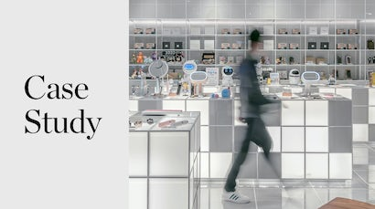 Tapping into the Future of Physical Retail