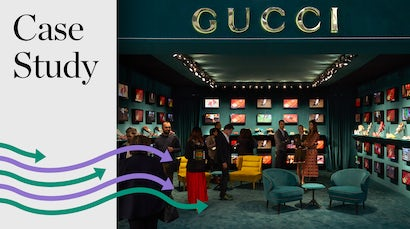 Decoding Gucci's Merchandising Success