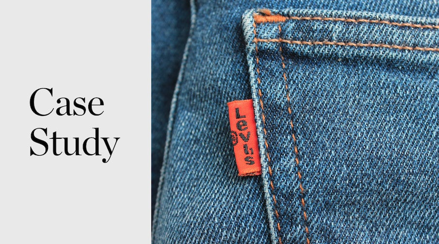 How Levi's Is Navigating the Purpose and Profit Trade-Off