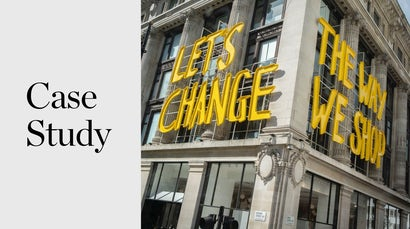 Can Selfridges Future-Proof the Department Store?