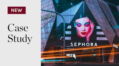 丝芙兰试图主导全球美容产品零售