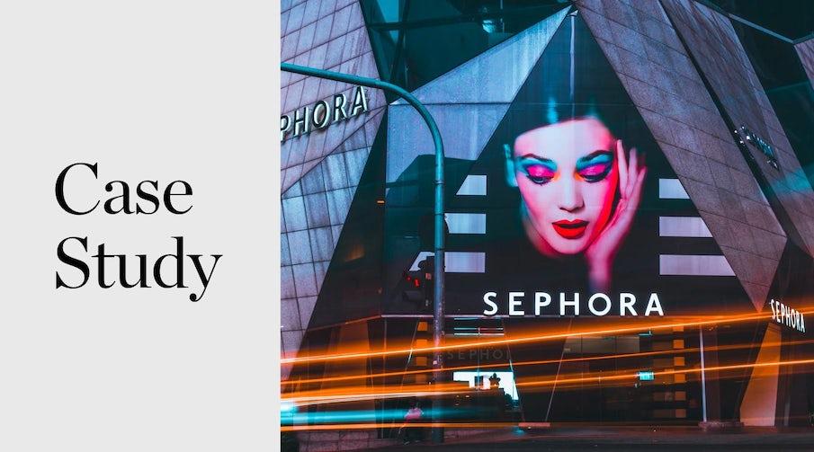 Sephora's Bid to Dominate Global Beauty Retail