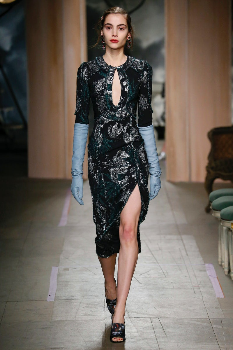 London Fashion Week  Erdem