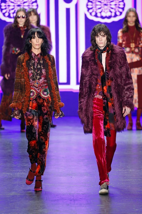 Psychedelic Tsunami Fashion Show Review Ready To Wear Autumn 2016 Bof