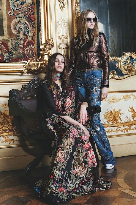 a17794b79bd Pre-Fall 2016: Roberto Cavalli | BoF Fashion Week
