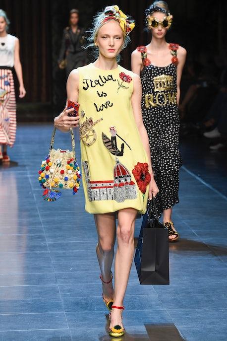 Dolce   Gabbana Sends a Love Letter to La Bella Italia  66c553f032a