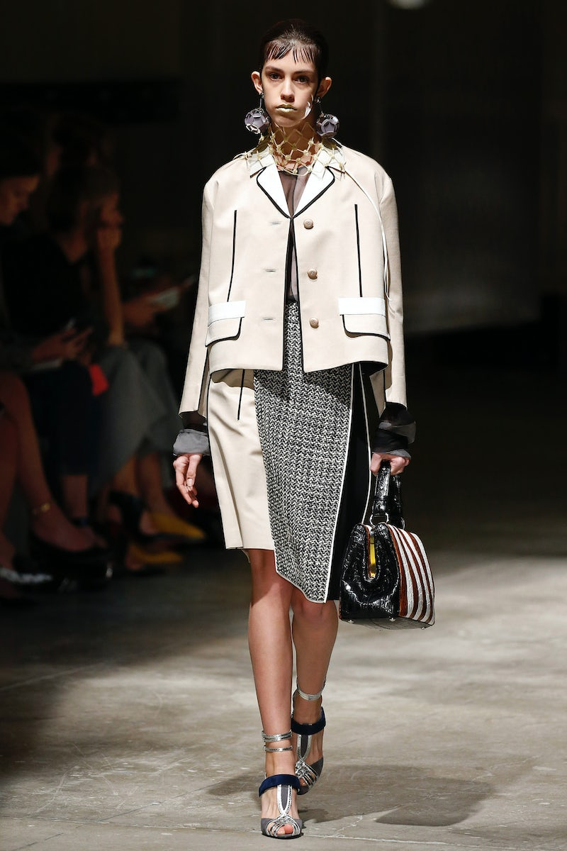 A Spacey Flight of Fancy at Prada | Fashion Show Review, Ready-to ...