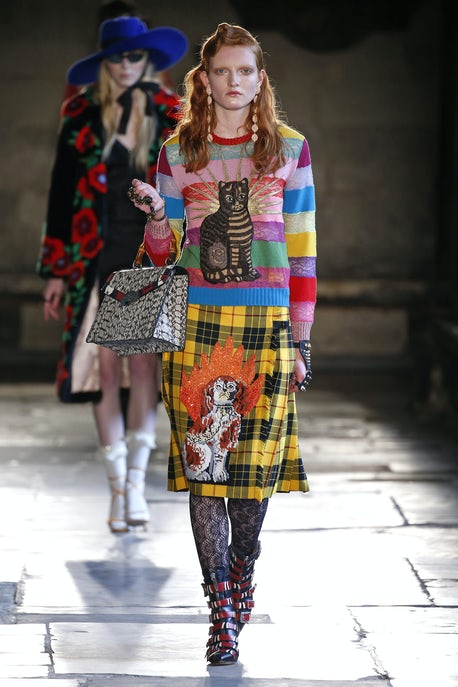 Gucci at the Abbey: Here Be Dragons