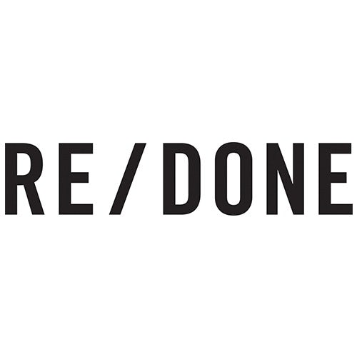 RE/DONE company logo