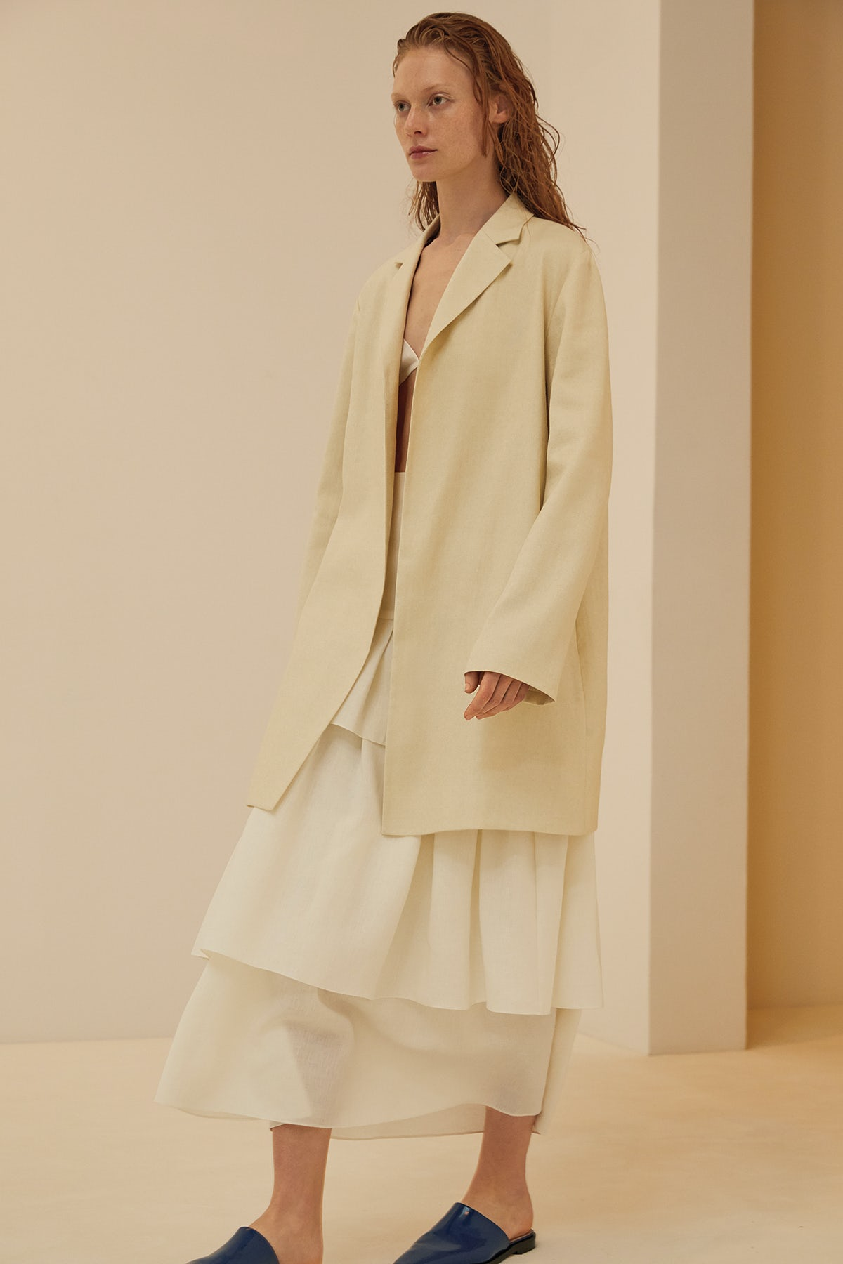 b572fc4d8d Theory Women's Spring 2019 Lookbook | Theory's Projects | BoF ...