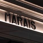Marais company logo