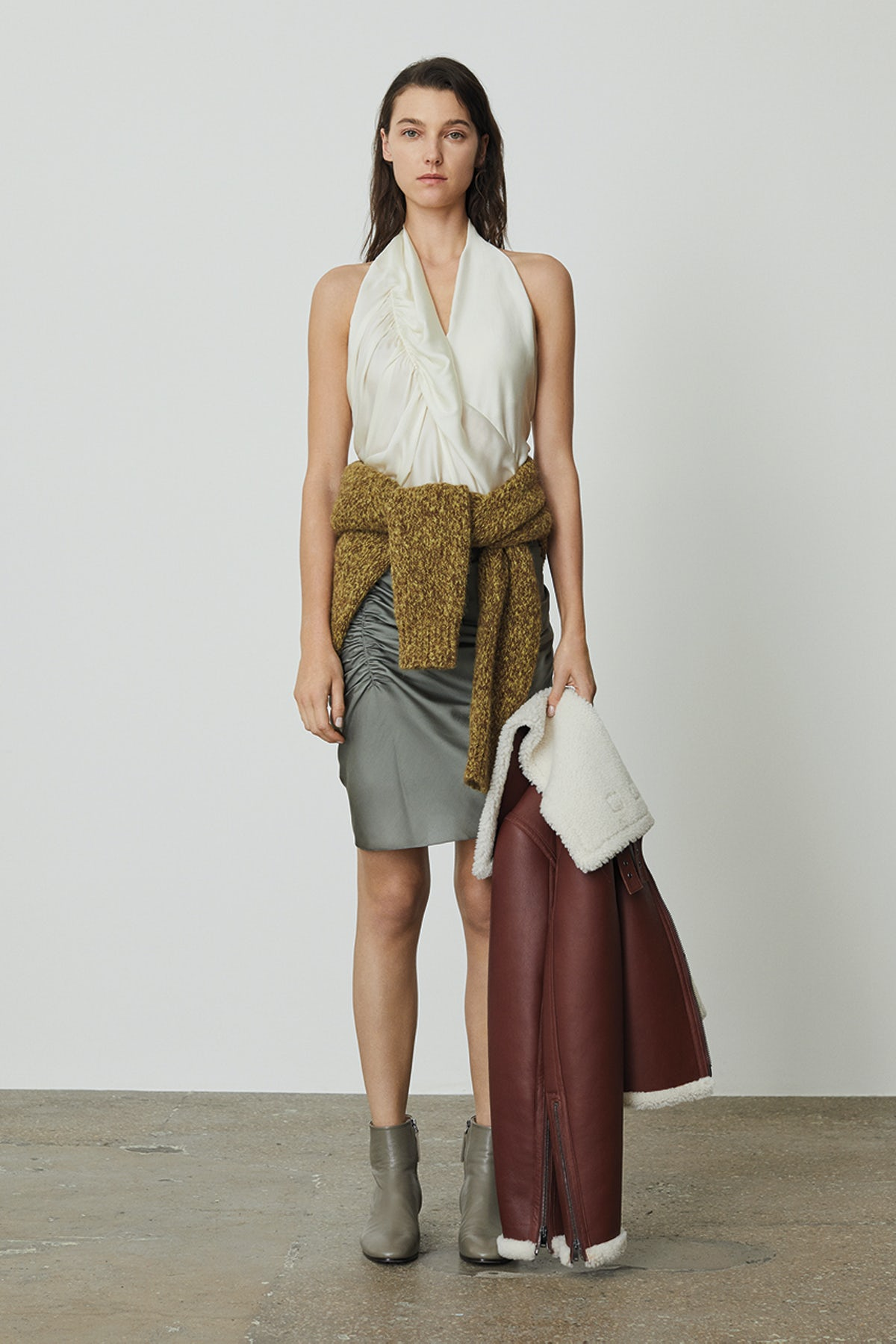 4a7c8561e2 Theory Women's Fall 2019 Lookbook | Theory's Projects | BoF Careers ...