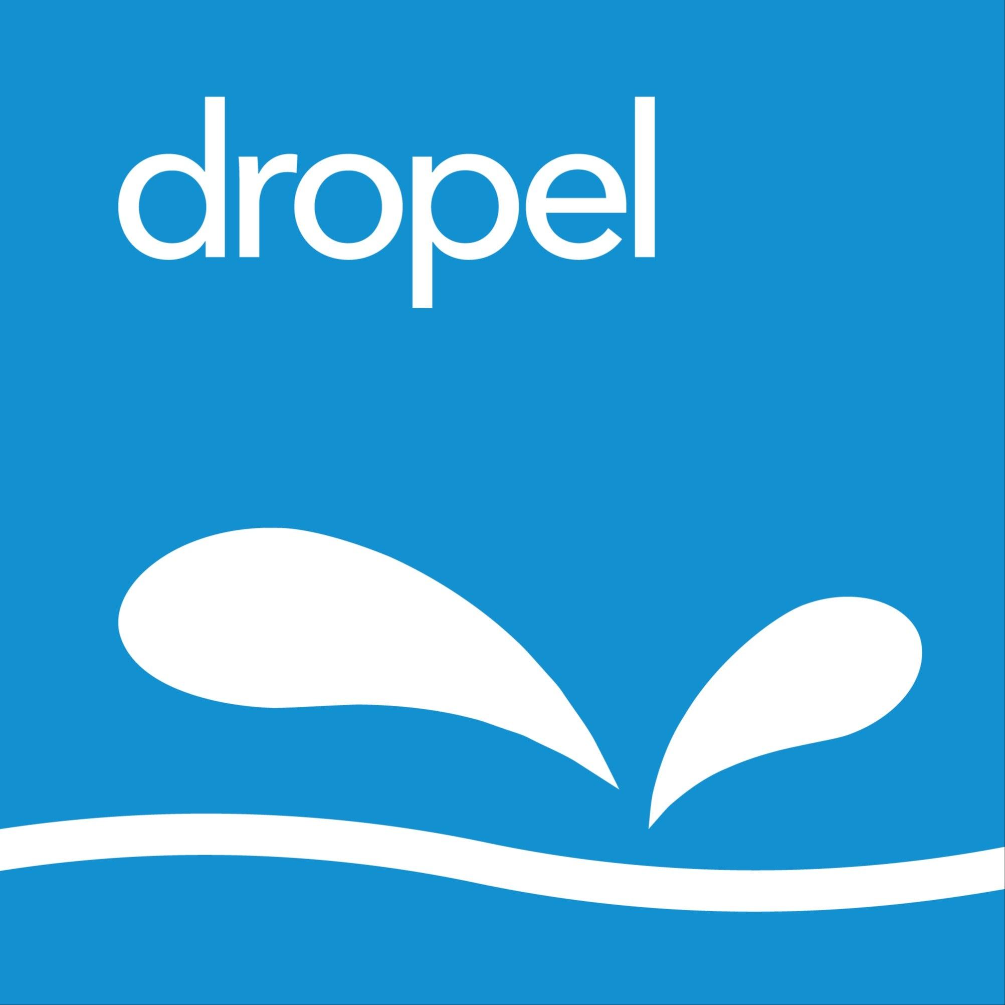 Dropel Fabrics company logo
