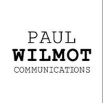 Paul Wilmot Communications company logo