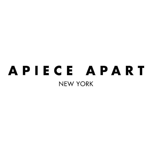 Apiece Apart company logo