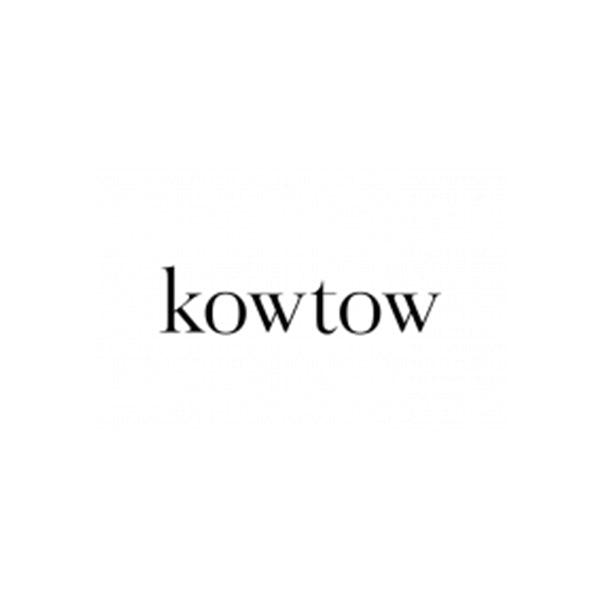 Kowtow company logo