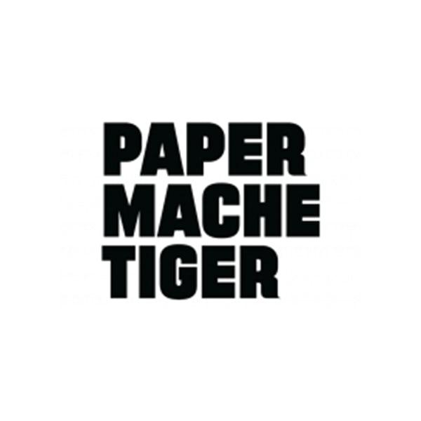 Paper Mache Tiger company logo