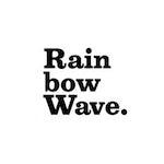 Rainbowwave company logo