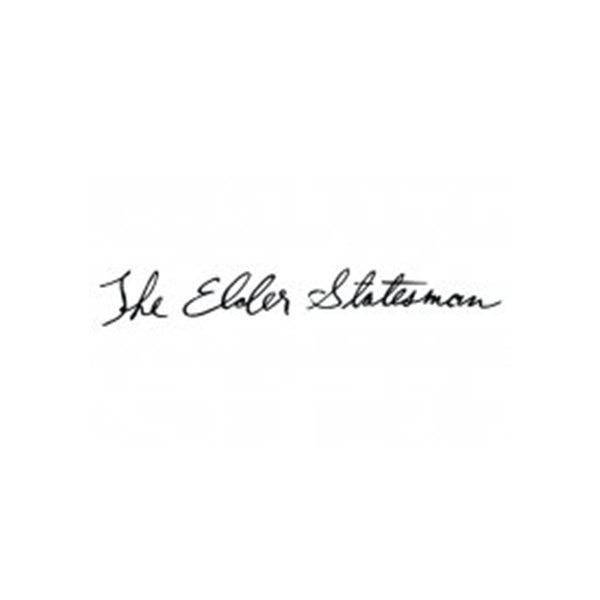 The Elder Statesman company logo