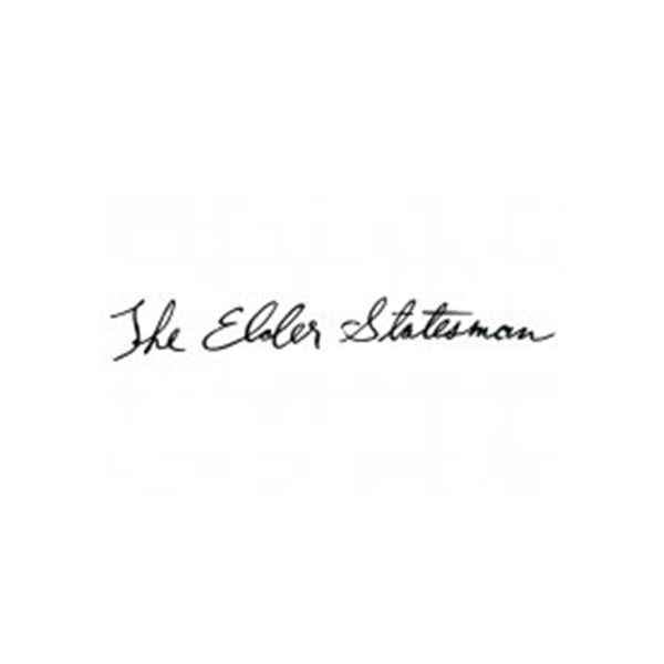 The Elder Statesman company logo