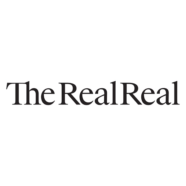The RealReal company logo