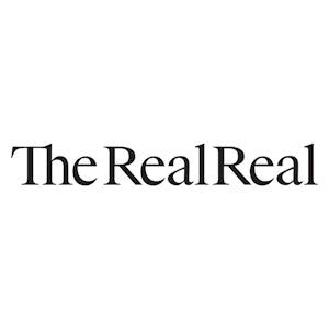 The RealReal company logo