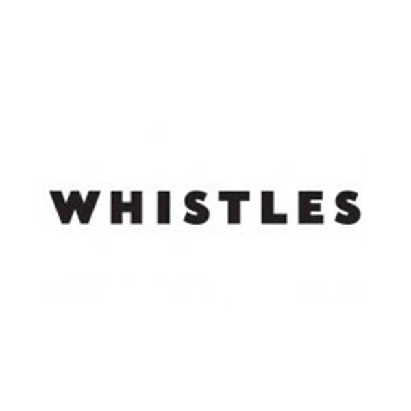Whistles company logo