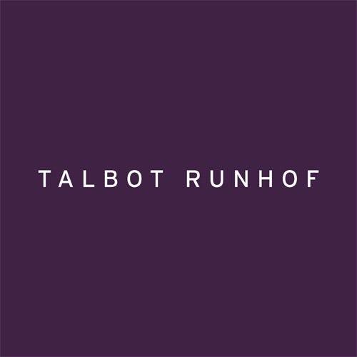 Talbot Runhof company logo