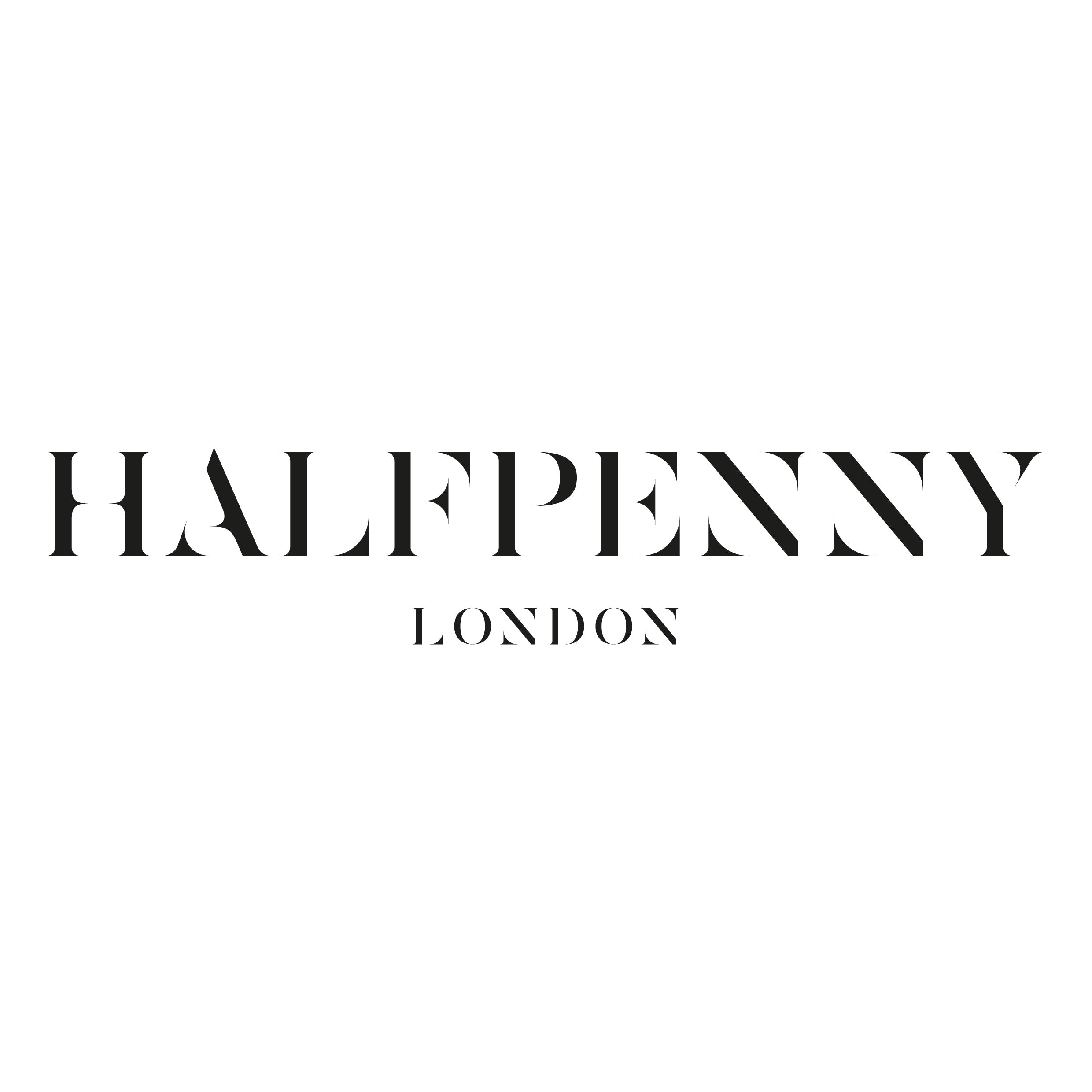 Halfpenny London company logo