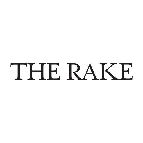 The Rake company logo