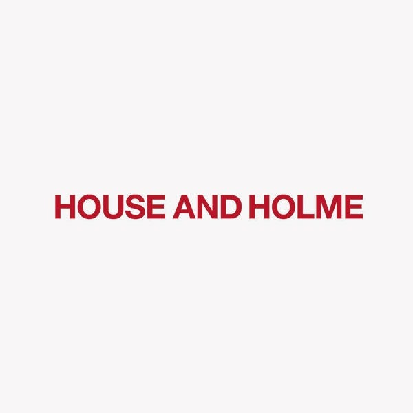 House and Holme company logo