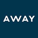 Away company logo
