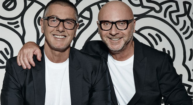 new style 88c86 03fa2 Domenico Dolce & Stefano Gabbana | BoF 500 | The People ...